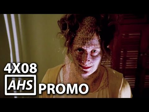 "American Horror Story: Freak Show 4×08 Promo ""Blood Bath"""