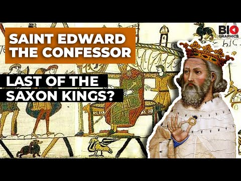 Saint Edward the Confessor: Last of the Saxon Kings?