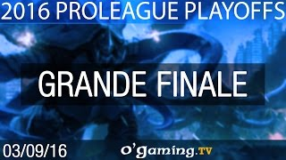 Grande Finale - Proleague 2016 - Bo7
