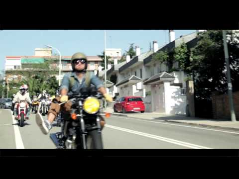 THE DISTINGUED GENTLEMANS RIDE BARCELONA [ OFICIAL VIDEO ]