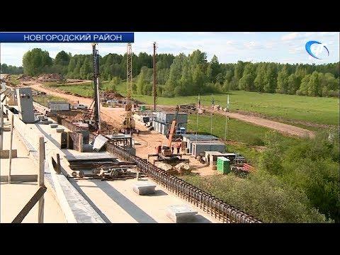 До конца года в рамках соглашения с «Автодором» будут приведены в порядок 307 км подъездных путей к строительству трассы М-11