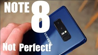 Video 5 BIGGEST Problems with The Galaxy Note 8! MP3, 3GP, MP4, WEBM, AVI, FLV November 2017