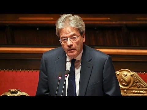 Ιταλία: Έλαβε ψήφο εμπιστοσύνης ο Πάολο Τζεντιλόνι