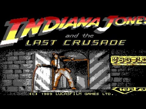 Indiana Jones and the Last Crusade : The Action Game Game Gear