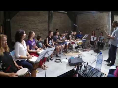 """DRUM PARADE 2020. """"Ensemble concert"""""""