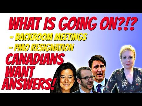 What is going on!? Justin Trudeau owes Canadians answers!  Liberal Party of Canada