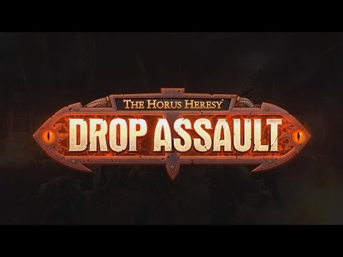 heresy - Check out the new trailer for The Horus Heresy: Drop Assault. Choose a side in the intense civil war that erupted amongst the Emperor's Legions of Space Marines in the 30th millennium. Take...