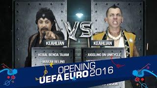 Video Pemasangan Hook Limbad vs. Space Cowboy [Opening Celebration UEFA EURO 2016] [10 Jun 2016] MP3, 3GP, MP4, WEBM, AVI, FLV Maret 2018