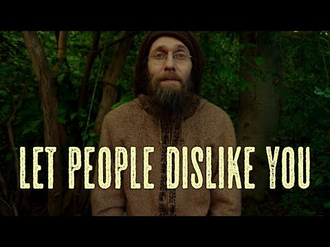 Nada Video: Let People Dislike You
