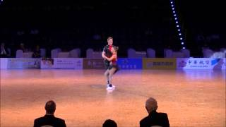 Dinka Lelic & Vedran Kubivic - World Dance Sport Games 2013