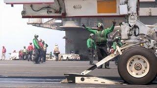 US fighter jets target Sunni militants