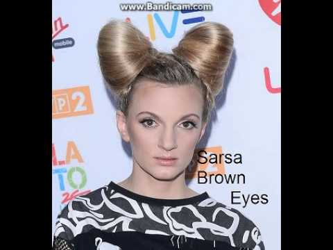 Sarsa Markiewicz - Brown Eyes lyrics
