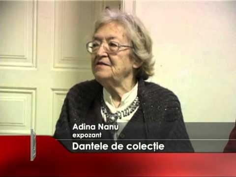 Dantele de colecţie