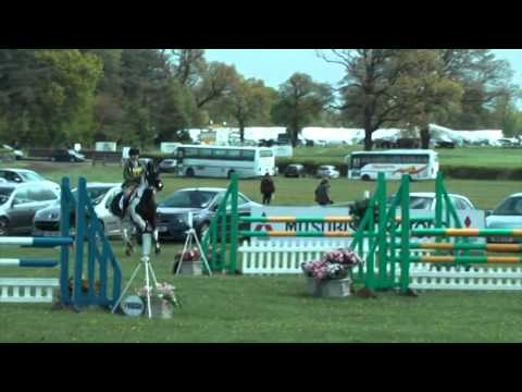 Badminton Grassroots Show jumping- Rebecca Woolley, Appache Breeze