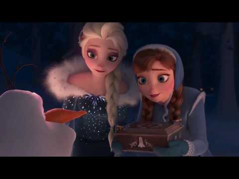 OLAF'S FROZEN ADVENTURE (2017) ''When We are Together'' Scene | Frozen 2 Disney Animated Movie