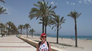 San Juan de Alicante Spain  city images : Playa de San Juan, Alicante-SPAIN 2013