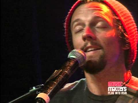 Jason Mraz - What Would Love Do [Live at Music Matters]