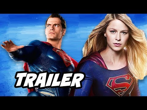 Supergirl Lives Trailer and Superman Lives Movie Explained