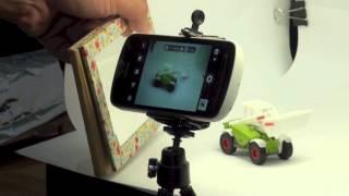 Tinhte.vn - Thiết kế bàn chụp sản phẩm bằng những dụng cụ có sẵn