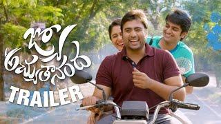 Jyo Achyutananda Movie Trailer HD - Nara Rohith, Naga Shaurya, Regina,