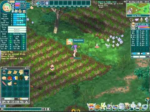 Angels Online Gameplay Part 6