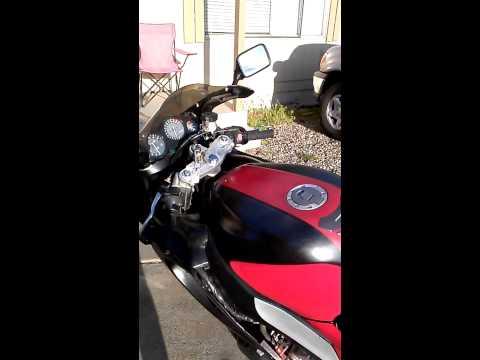 Yamaha 600 1996