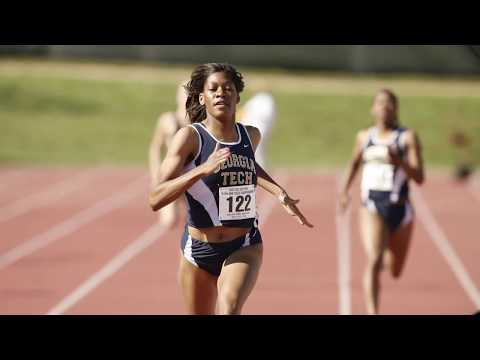 Video: 2017 Georgia Tech Sports Hall of Fame: Ashlee Kidd