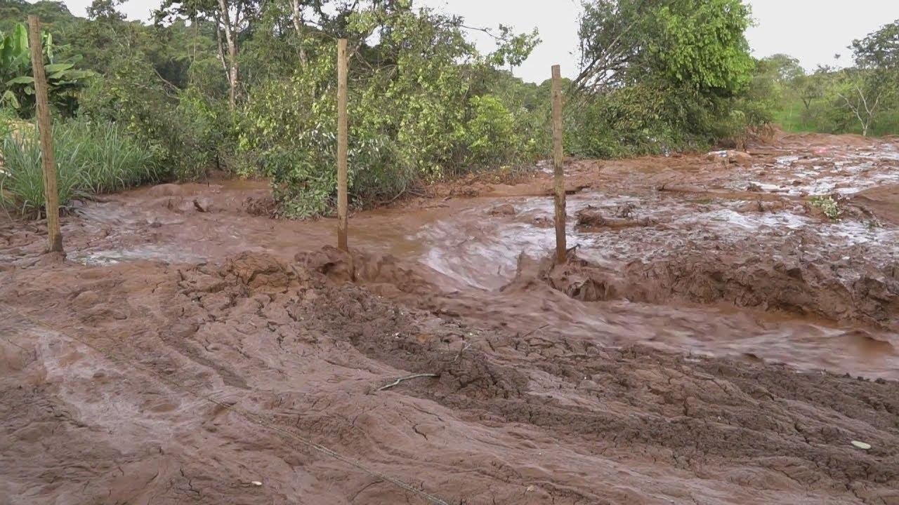 Βραζιλία: Επτά νεκροί δεκάδες αγνοούμενοι από κατάρρευση φράγματος σε ορυχείο