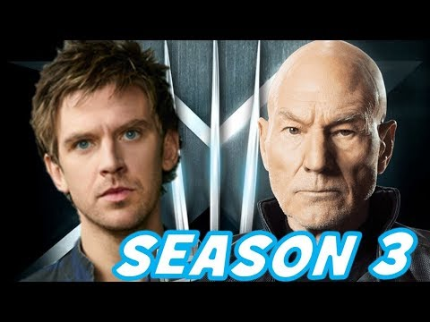 Professor X, Switch & New Personalities!!! Legion Season 3: What We Know & What We Can Tell!!!