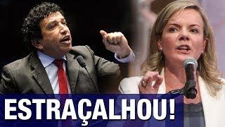 Magno Malta 'estraçalha' hipocrisia esquerdista: 'Fraldas sujas, filhos da Odebrecht e aliados da corrupção esqueceram que os 14 milhões de desempregados são...