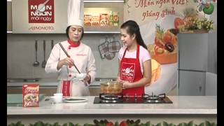 Món Ngon Mỗi Ngày - Thịt gà nấu long nhãn