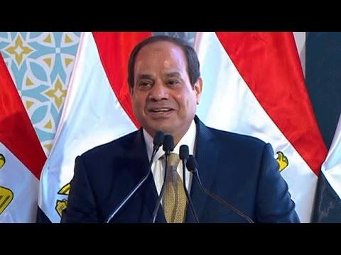 كلمة السيسي اليوم - خطاب السيسي اليوم خلال افتتاح محطة كهرباء أسيوط الجديدة