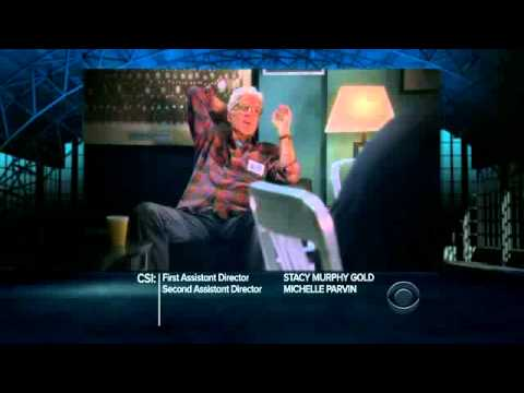 CSI: Crime Scene Investigation 12.02 (Preview)