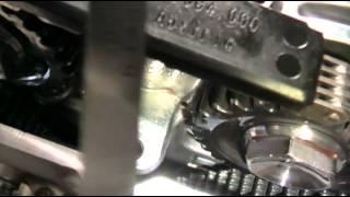 7. Valve clearances KTM 250EXCF