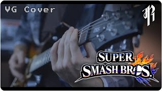 Super Smash Bros. 4 Main Theme – Metal Cover