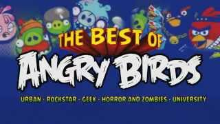 Angry Birds Sticker Collection January 2015