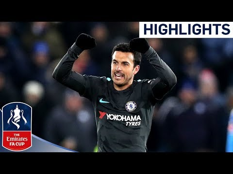Pedro Scores the Winner in Extra-Time! | Leicester 1-2 Chelsea | Emirates FA Cup 2017/18