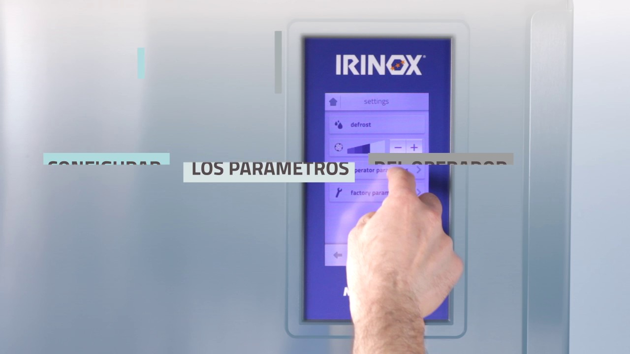 Irinox Multifresh MYA Tutorial - 15 Primer uso de Multifresh