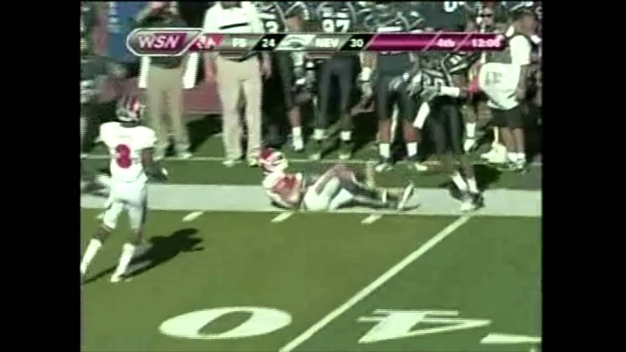 Derek Carr vs Nevada (2011)