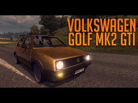 Volkswagen Golf 2 GTI 1.30