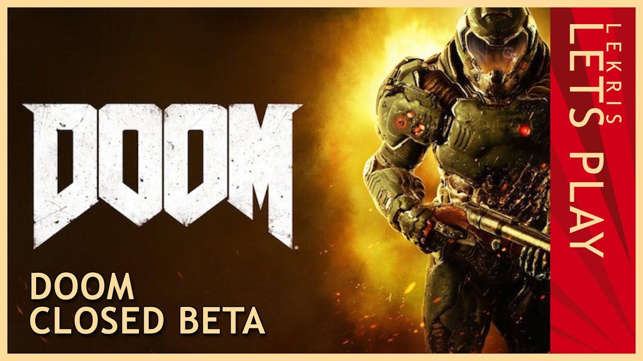 DooM Closed Beta Multiplayer - Let's Play DooM Closed Beta | HD