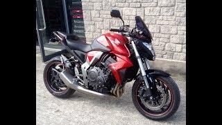 8. Honda CB1000R Review