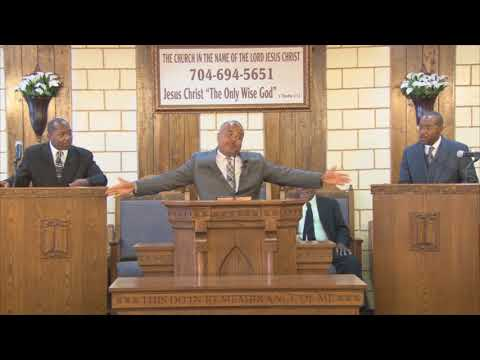 Apostle L. Mathis: My Help Cometh From AboveApostle L. Mathis: My Help Cometh From Above