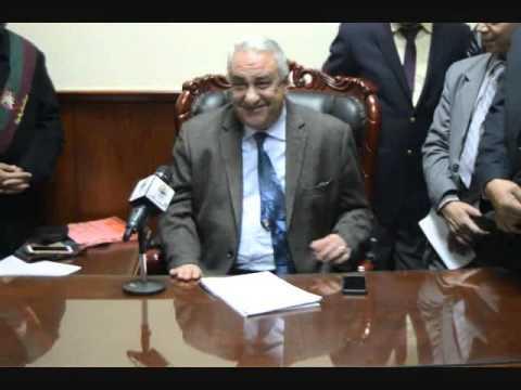لقاء نقيب المحامين مع محامو الادارات القانونية 6 فبراير