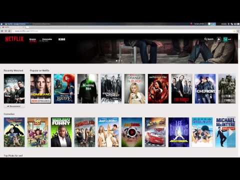 how to netflix on linux
