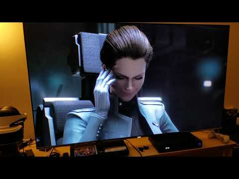 Starship Troopers: Traitor Of Mars - 4K HDR Analysis & Calibration Samsung KS-8000 65inch