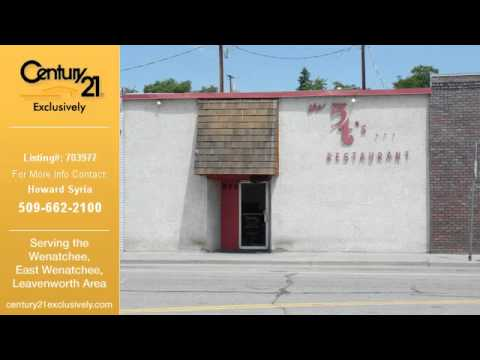 East Wenatchee Real Estate Commercial for Sale. $140,000  - Howard Syria of Century21Exclusively.com
