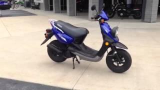 9. Pre Owned 2008 Yamaha Zuma 50