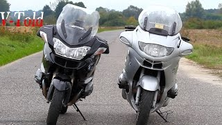 2. BMW R1200RT vs R1150RT - old vs new