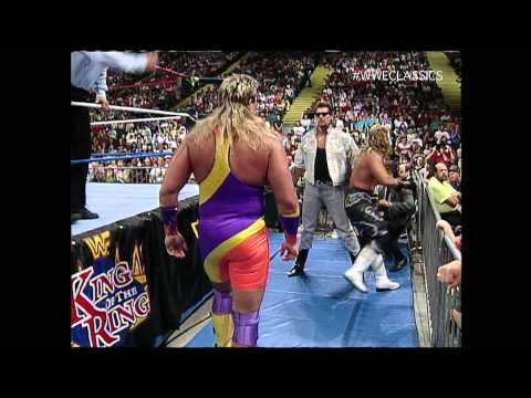 Crush Vs. Shawn Michaels - June 13, 1993